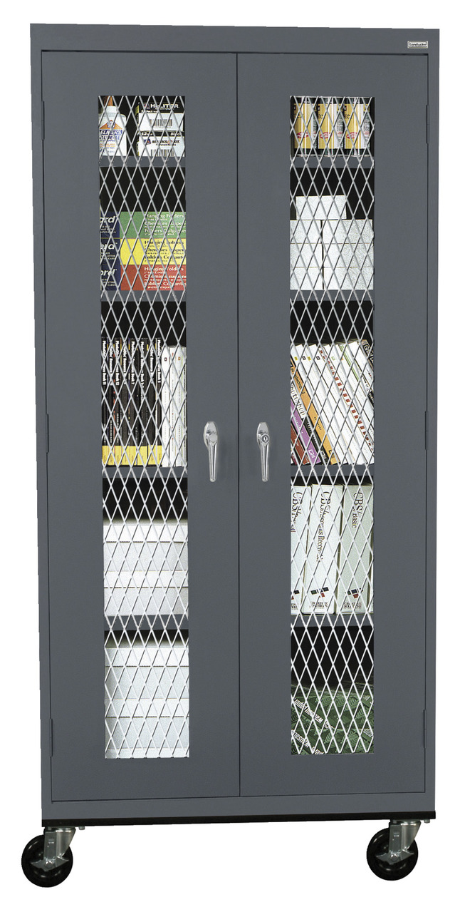 Metal Storage Cabinets, Wood Storage Cabinets, Storage Cabinets Supplies, Item Number 091783