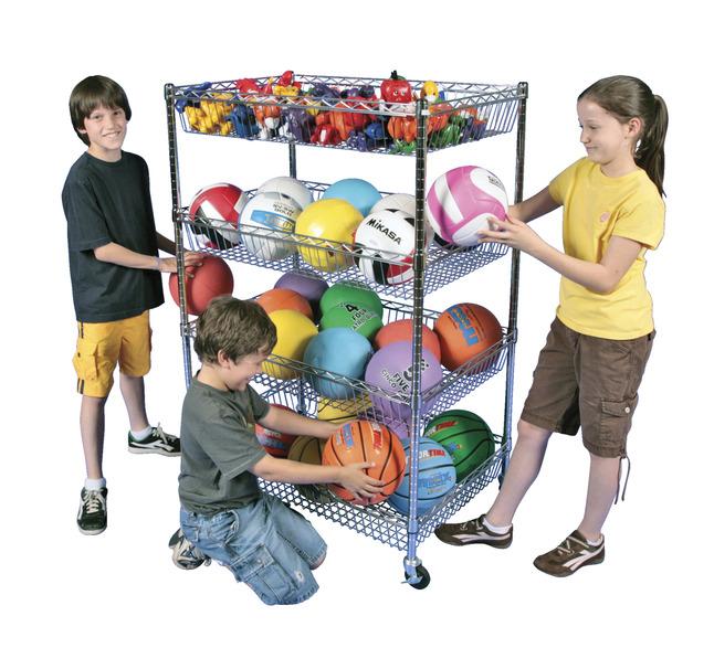 Sports Equipment Storage & Carts , Item Number 1283351