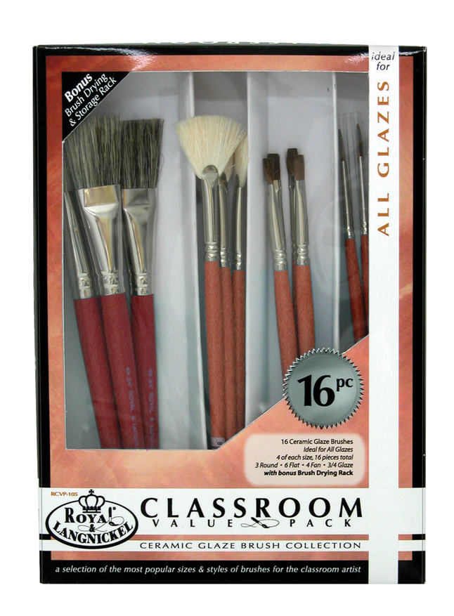 Synthetic Brushes, Item Number 1289641