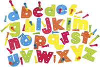 Alphabet Games, Alphabet Activities, Alphabet Learning Games Supplies, Item Number 1290808