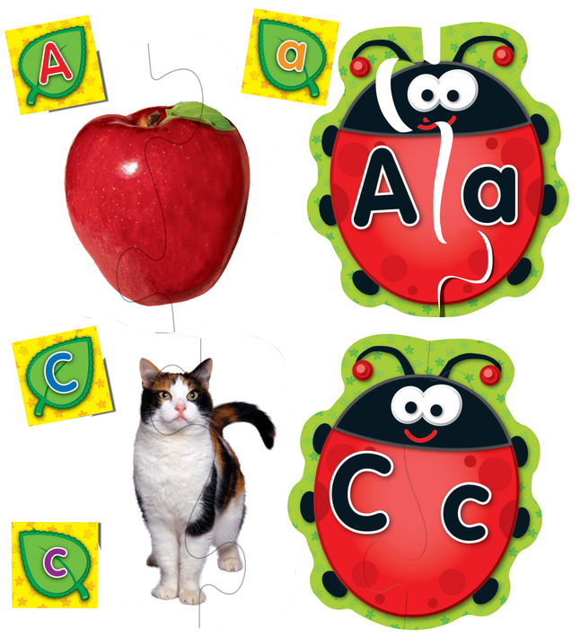 Alphabet Games, Alphabet Activities, Alphabet Learning Games Supplies, Item Number 1290833