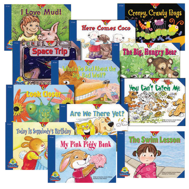 Bilingual Books, Language Learning, Bilingual Childrens Books Supplies, Item Number 1292183