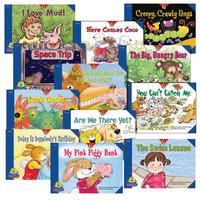 Bilingual Books, Language Learning, Bilingual Childrens Books Supplies, Item Number 1292183
