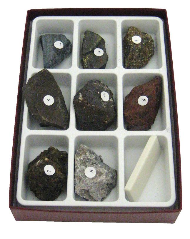 Rock & Mineral Samples, Item Number 1292998