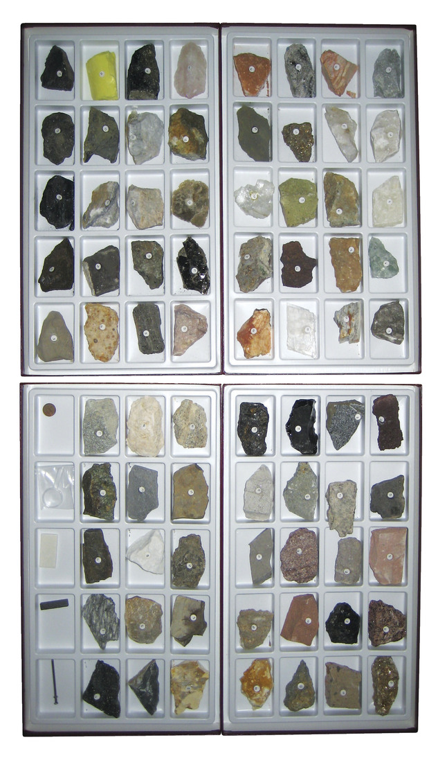 Rocks, Minerals, Fossils Supplies, Item Number 1293002