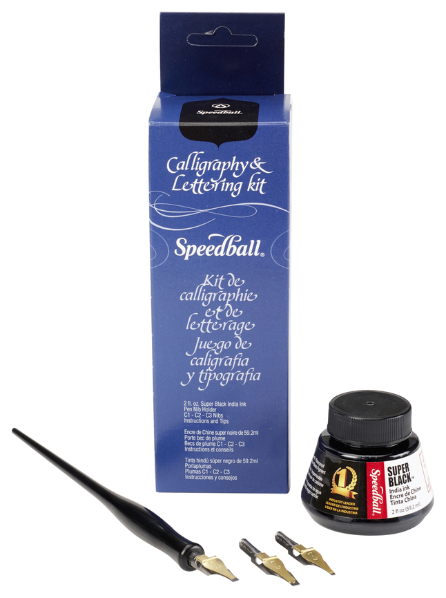 Calligraphy Pens and Calligraphy Set, Item Number 1296512