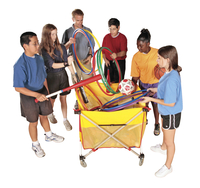 Sports Equipment Storage & Carts , Item Number 1298966