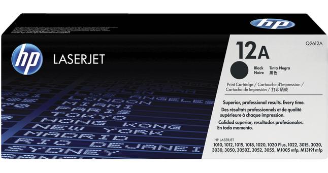 Black Laser Toner, Item Number 1299077