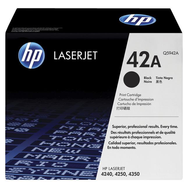 Black Laser Toner, Item Number 1299136