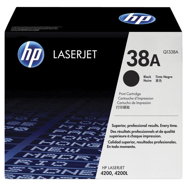 Black Laser Toner, Item Number 1299145