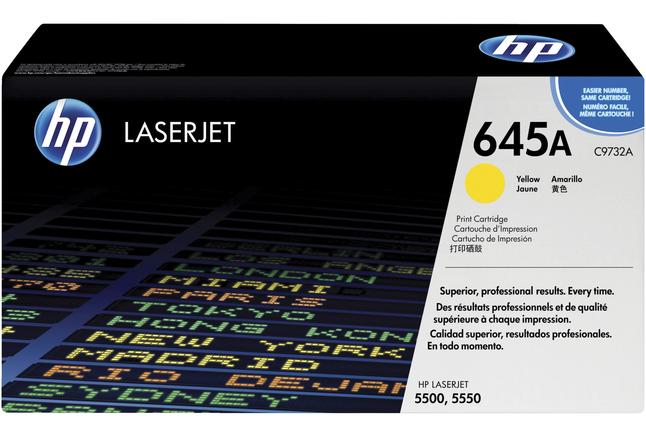 Color Laser Toner, Item Number 1299155