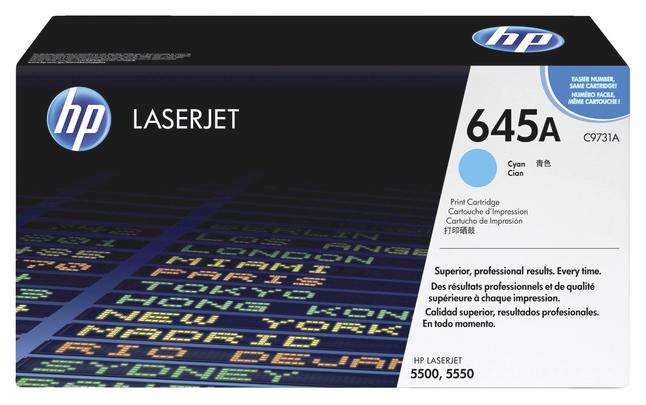 Color Laser Toner, Item Number 1299157