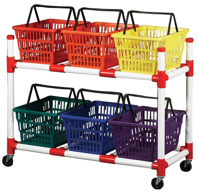 Sports Equipment Storage & Carts , Item Number 1300381