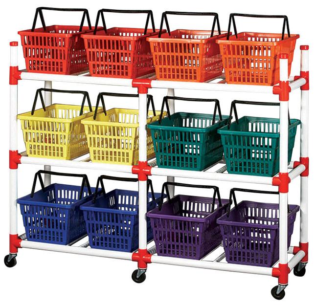 Sports Equipment Storage & Carts , Item Number 1300382