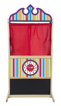 Dramatic Role Play Puppet Theaters Supplies, Item Number 1301203