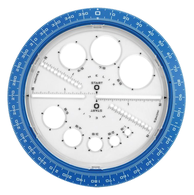 Compasses and Protractors, Item Number 1301314