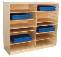 Metal Storage Shelves, Plastic Storage Shelves, Storage Shelves Supplies, Item Number 1301372