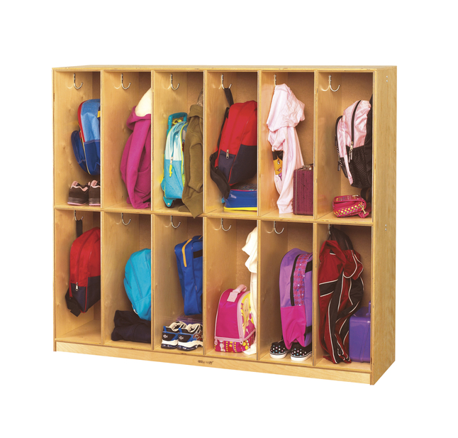 Coat Lockers, Item Number 1301430