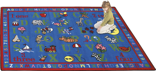 Reading, Literacy Carpets And Rugs Supplies, Item Number 1301787