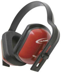 Califone Hearing Safe Hearing Protector Ear Muffs HS50 Item Number 1301881