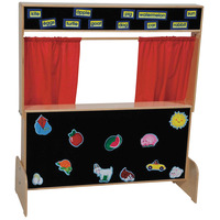 Dramatic Role Play Puppet Theaters Supplies, Item Number 1303924