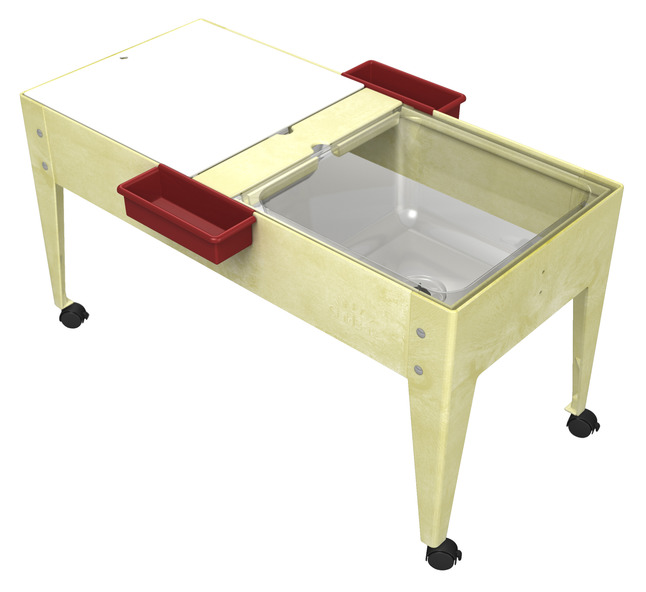 Plastic Sand Table, Plastic Sandbox, Plastic Water Table and Sand Table Supplies, Item Number 1303933