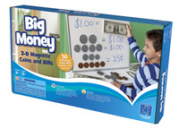 Money Games, Play Money Activities, Play Money Supplies, Item Number 1303938