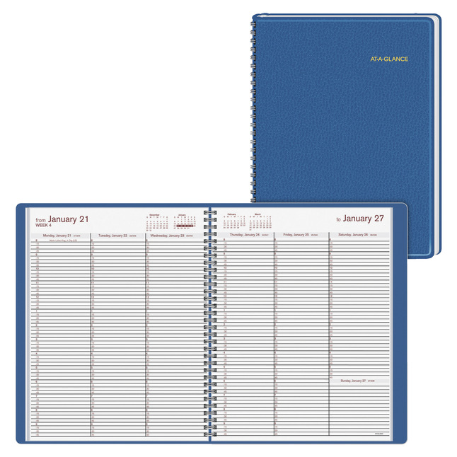 Daily Planner and Calendars, Item Number 1307852