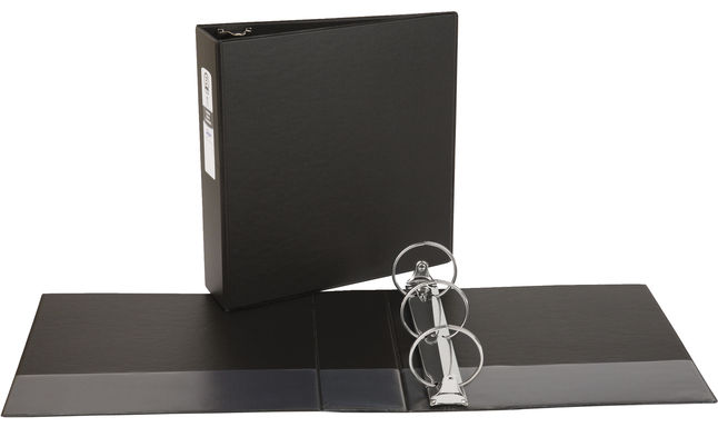 Basic Round Ring Reference Binders, Item Number 1308148