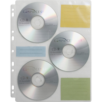CD Binders, DVD Binders Supplies, Item Number 1308918