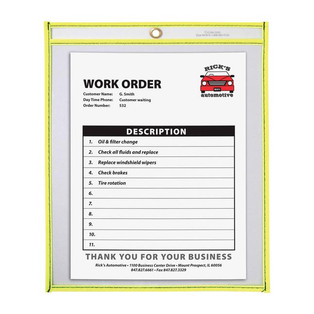 Sheet Protectors, Item Number 1309116