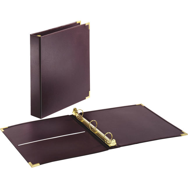 Basic Round Ring Reference Binders, Item Number 1309381