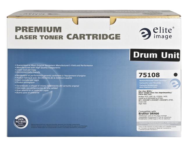 Remanufactured Laser Toner, Item Number 1309832