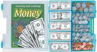 Money Games, Play Money Activities, Play Money Supplies, Item Number 131-5100