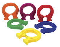 Learning Resources Primary Science Horseshoe Magnets, Set of 6 Item Number 131-5765