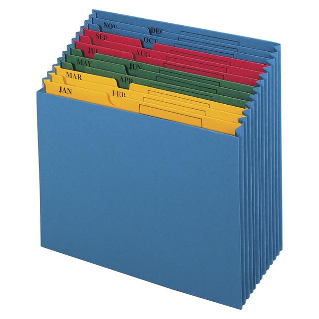 Expanding File Pockets, Item Number 1310554