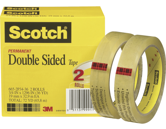 Double-Sided Tape, Item Number 1311916
