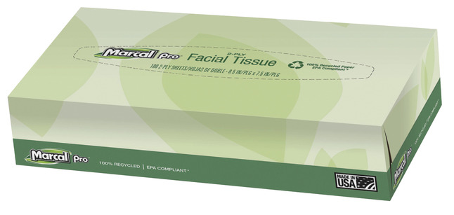 Facial Tissue, Item Number 1312070