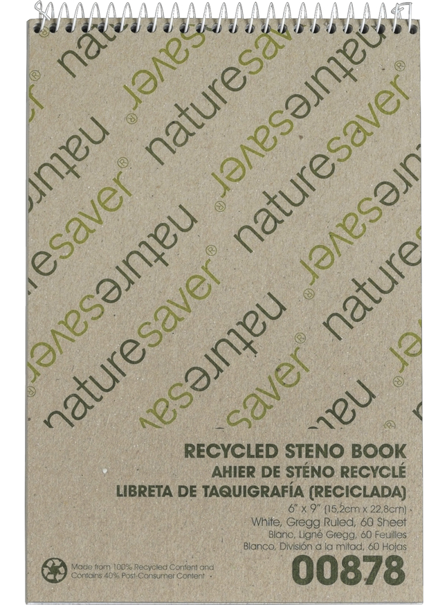 Steno Pads, Steno Notebooks, Item Number 1312122