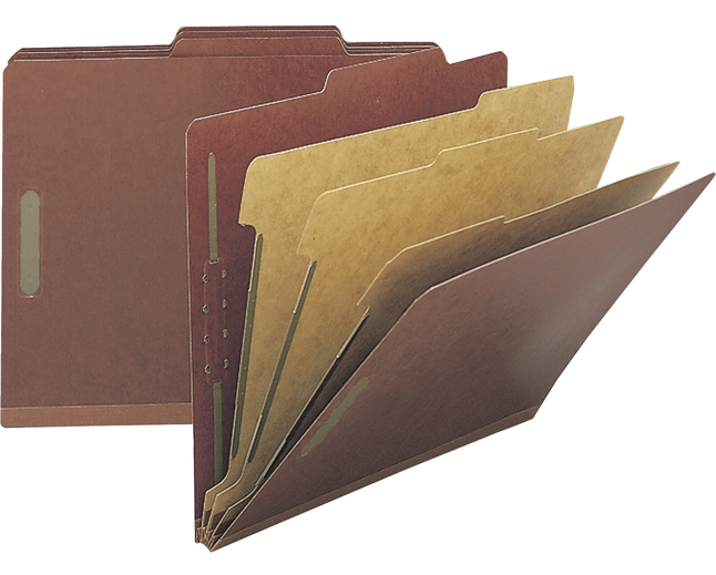 Classification Folders and Files, Item Number 1312138