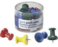 Push Pins, Item Number 1312266