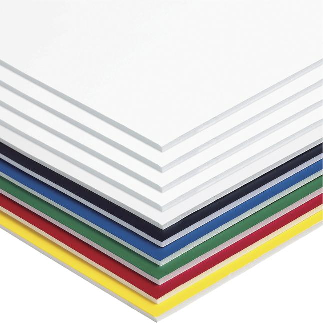 Foam Boards, Item Number 1312361