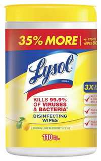 Disinfecting, Sanitizing Wipes, Item Number 1312831