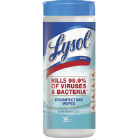 Disinfecting, Sanitizing Wipes, Item Number 1312844