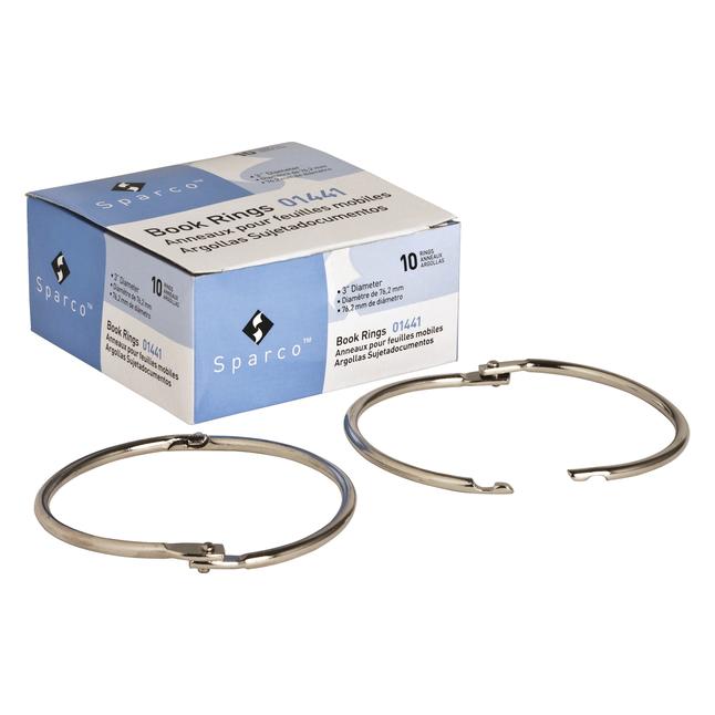 Binder Rings and Book Rings, Item Number 1313982