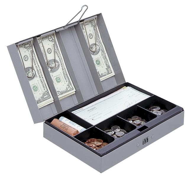 Cash Boxes, Cash Handling Supplies, Item Number 1314211
