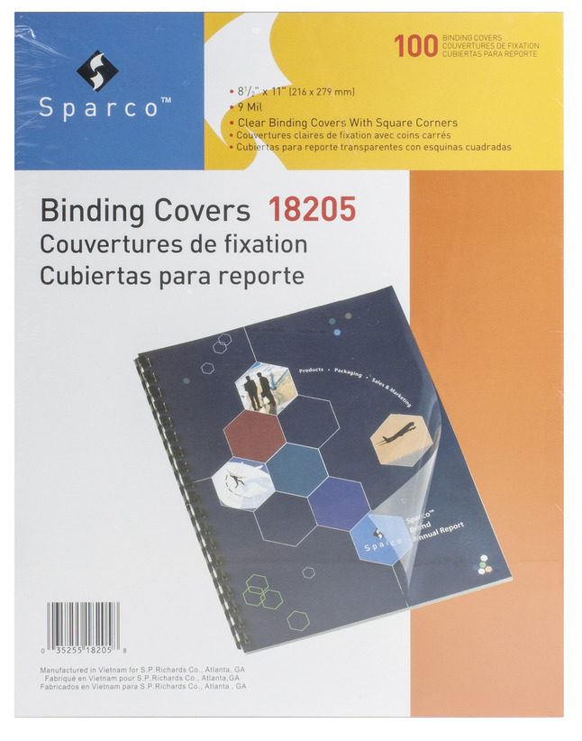 Binder Equipment and Binder Supplies, Item Number 1314234