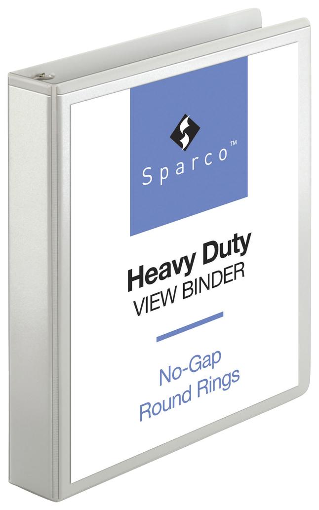 Basic Round Ring Presentation Binders, Item Number 1314245