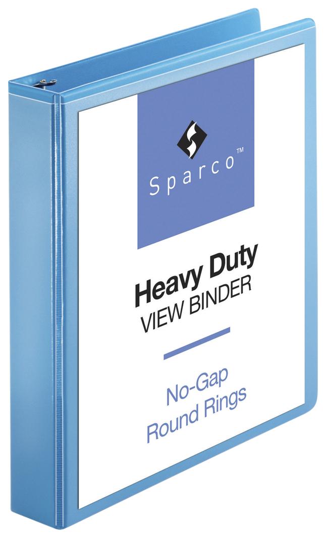 Basic Round Ring Presentation Binders, Item Number 1314246