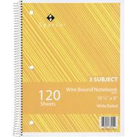 Wirebound Notebooks, Item Number 1314574